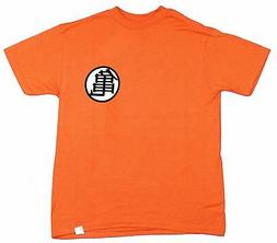 Dragon Ball Z Youth  T-Shirt - Classic Goku Logo Image