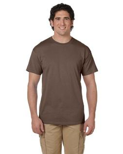 Hanes by ComfortBlend EcoSmart Crewneck Men's T-Shirt_Heathe