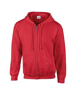 Gildan-Sweatshirts-Hoodies-Heavy Blend youth full zip hooded