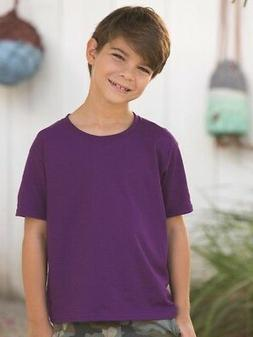 Fruit of the Loom - HD Cotton Youth Short Sleeve T-Shirt - 3