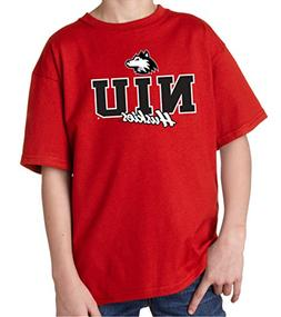 J2 Sport Northern Illinois Huskies NCAA Campus Script Youth