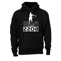 Kids Floss Like a Boss Flossin Dance Youth Adult Hoodie Swea