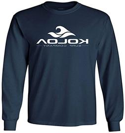 Koloa Surf Classic Wave Youth Long Sleeve Heavyweight Cotton