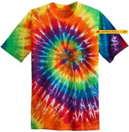 Koloa Surf Co. Colorful Tie-Dye T-Shirts In 17 Colors. Sizes