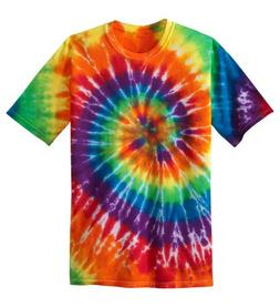Koloa Surf Co. Youth Colorful Tie-Dye T-Shirt in Youth Size