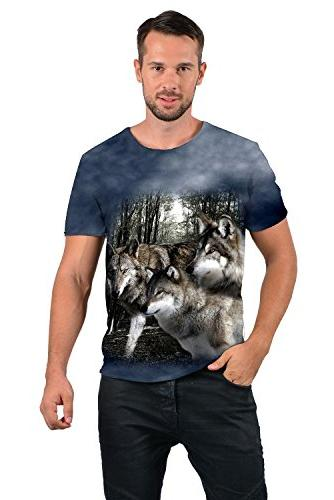 T Shirts Froest Tee Shirts L