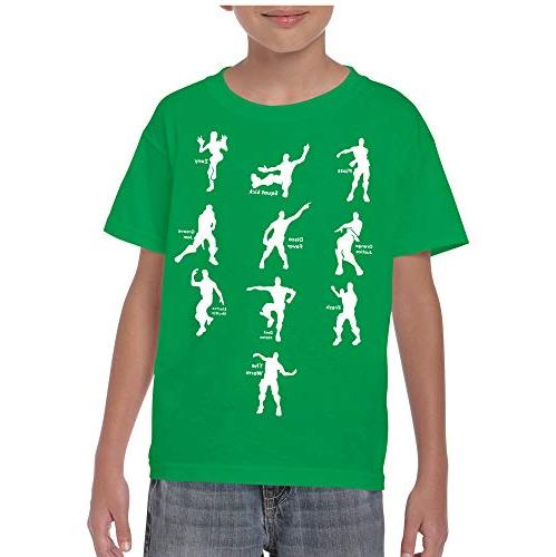 Gaming Parody Game Youth T Shirt Small -