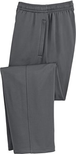 Joe's USA DRI-Equip Moisture Wicking Athletic Sweatpants wit