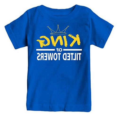 King of Tilted Towers Youth T-Shirt