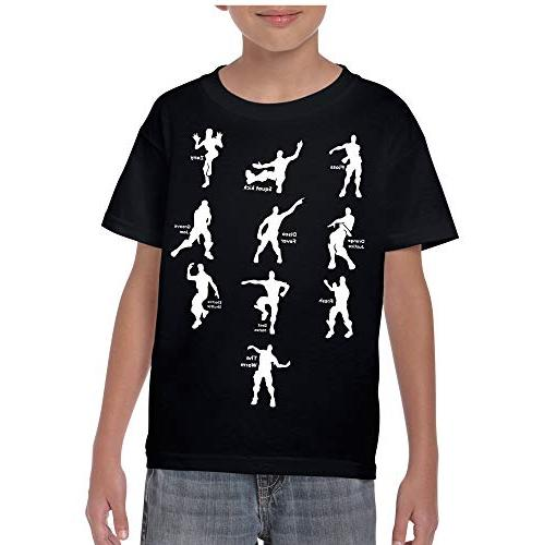 UGP Apparel Dances - Funny Youth T - Black