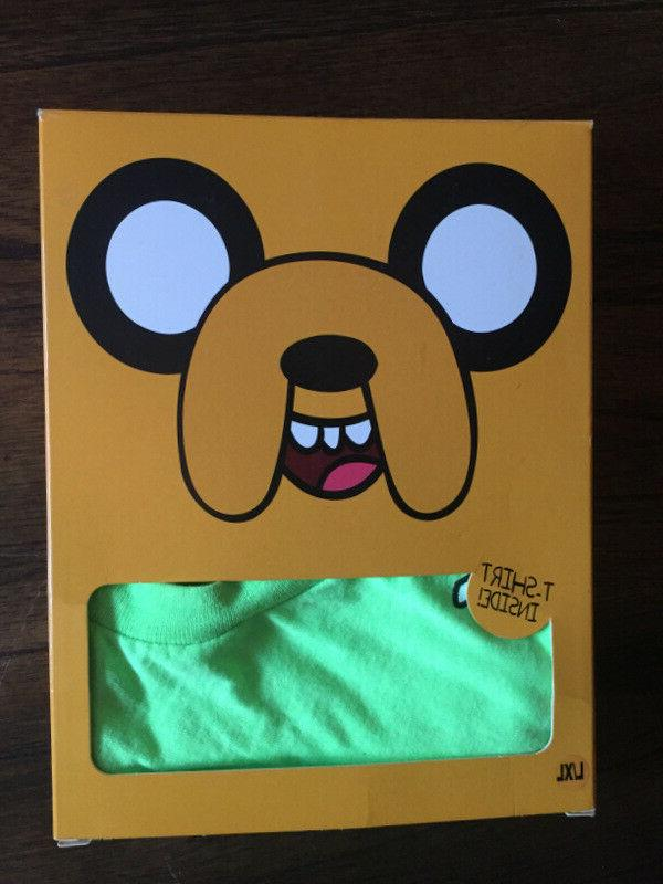 """Adventure Time T-Shirt Yeah!"""" or Adult S/M NEW"""