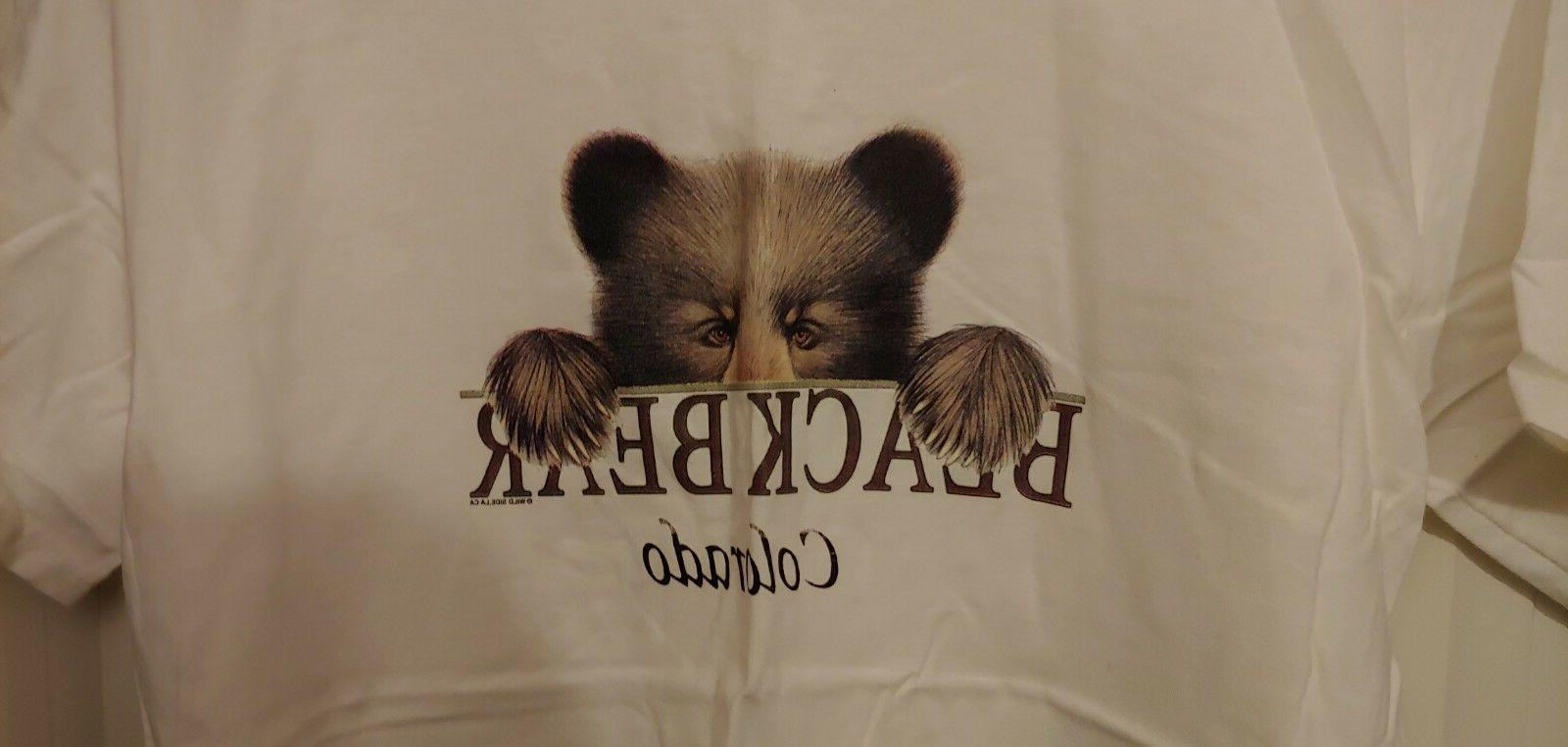 Alamosa Colorado graphic BEAR Girls Youth size 14/16 In