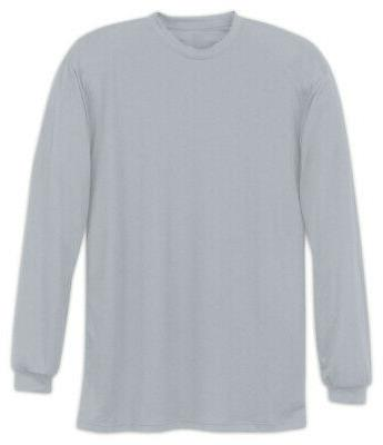 apparel nb3165 youth long sleeve cooling performance