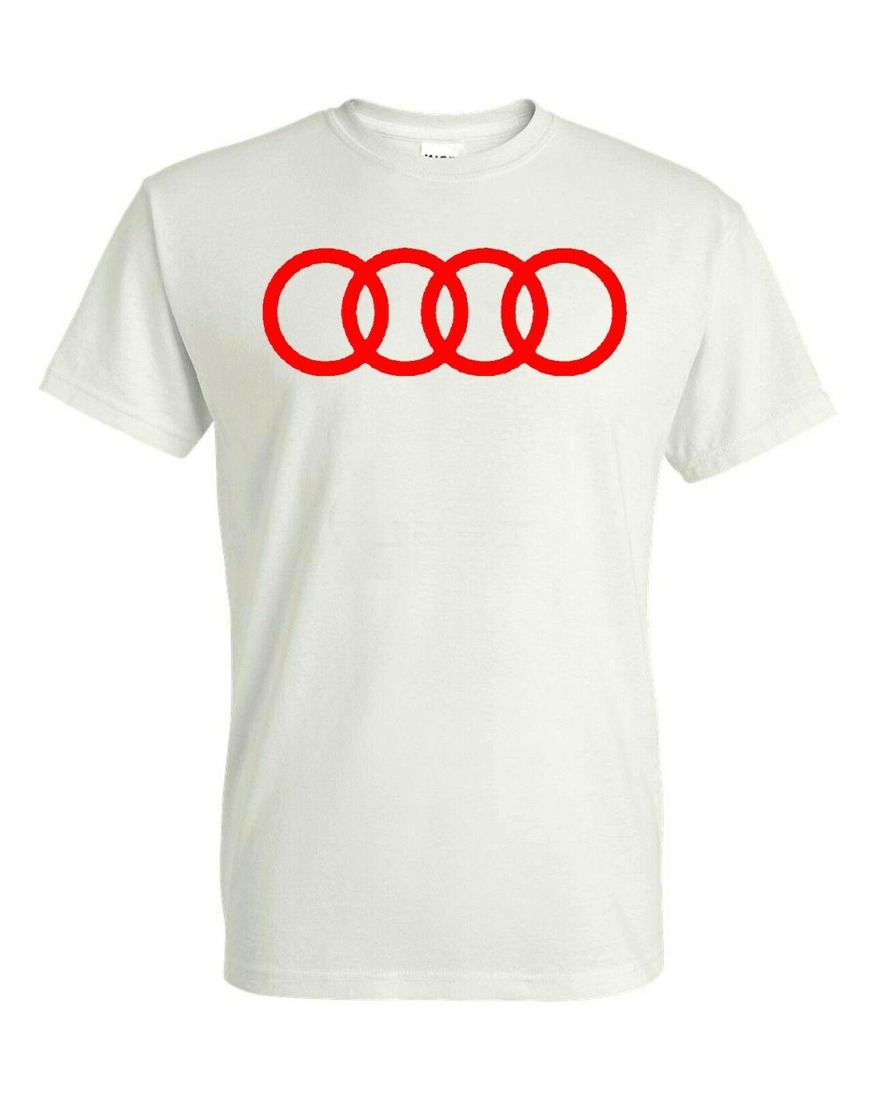 Audi Logo and S-XL