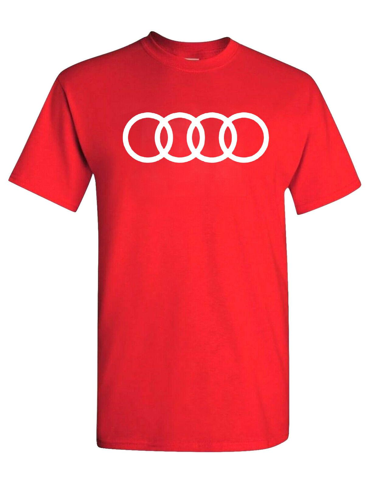Audi T-Shirt and Youth