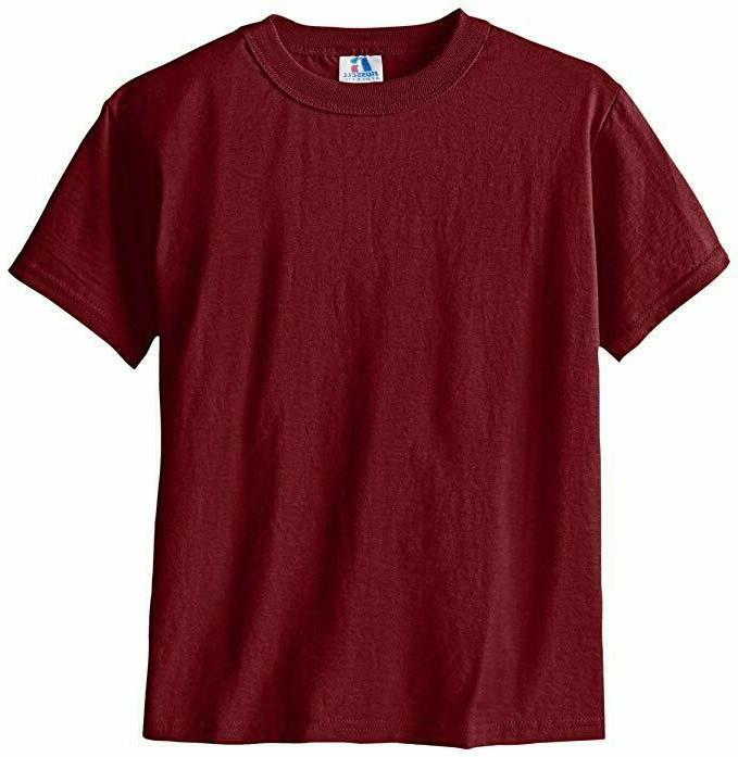 Russell Athletic Big Essential Tee Kids Youth