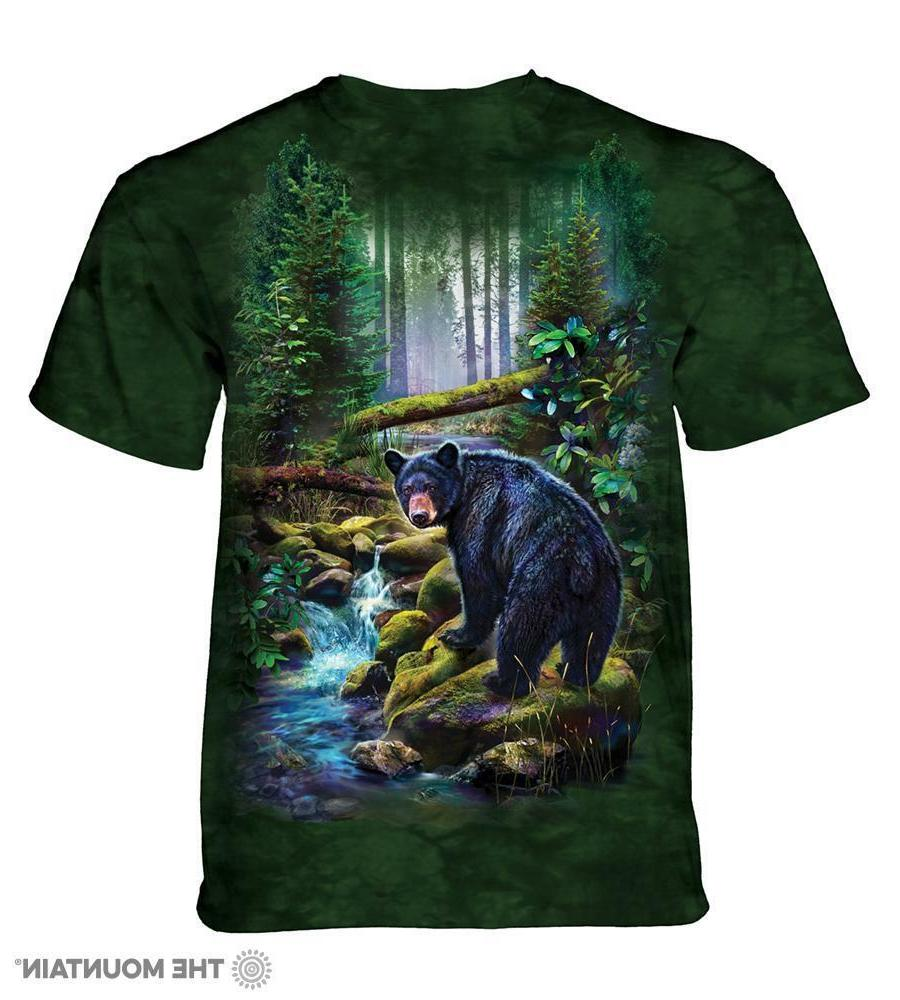 black bear forest classic t shirt child