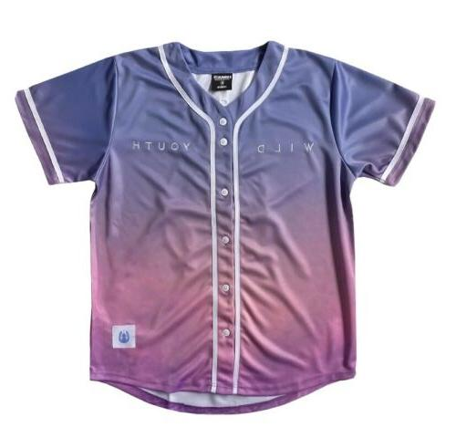 brand new sold out wild youth jersey