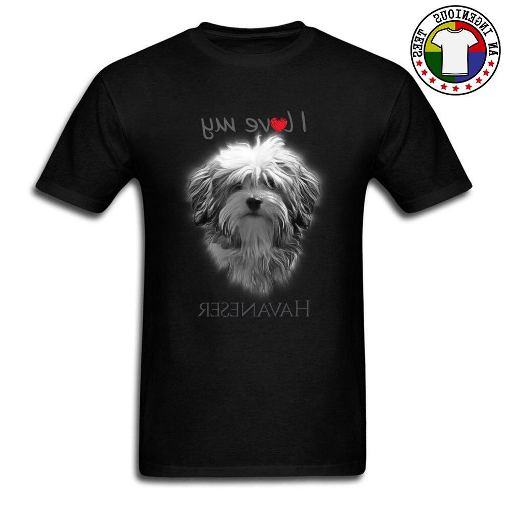 Cute Dog College <font><b>Tshirt</b></font> I Love My Tops & Coming Collar 100% Cotton <font><b>Youth</b></font>