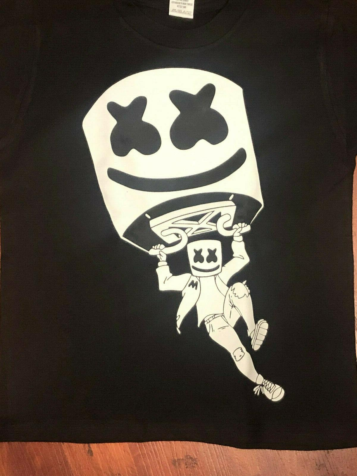 Dropping Air MARSHMELLOW T Youth Kids and Adult Sizes Xs-3xl