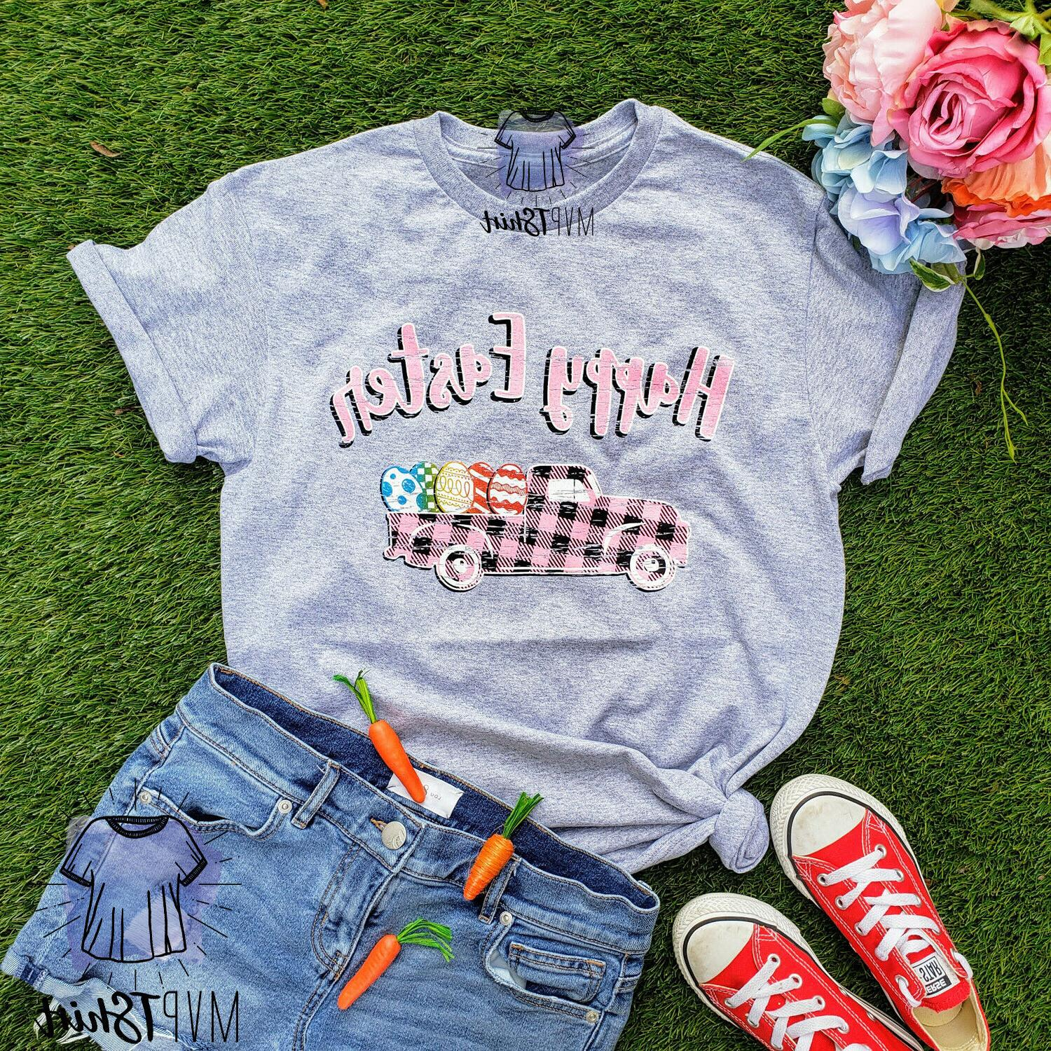 Easter Shirt-Happy Easter Adult Family