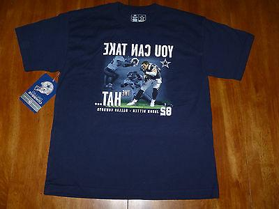 jason witten dallas cowboys no helmet tee