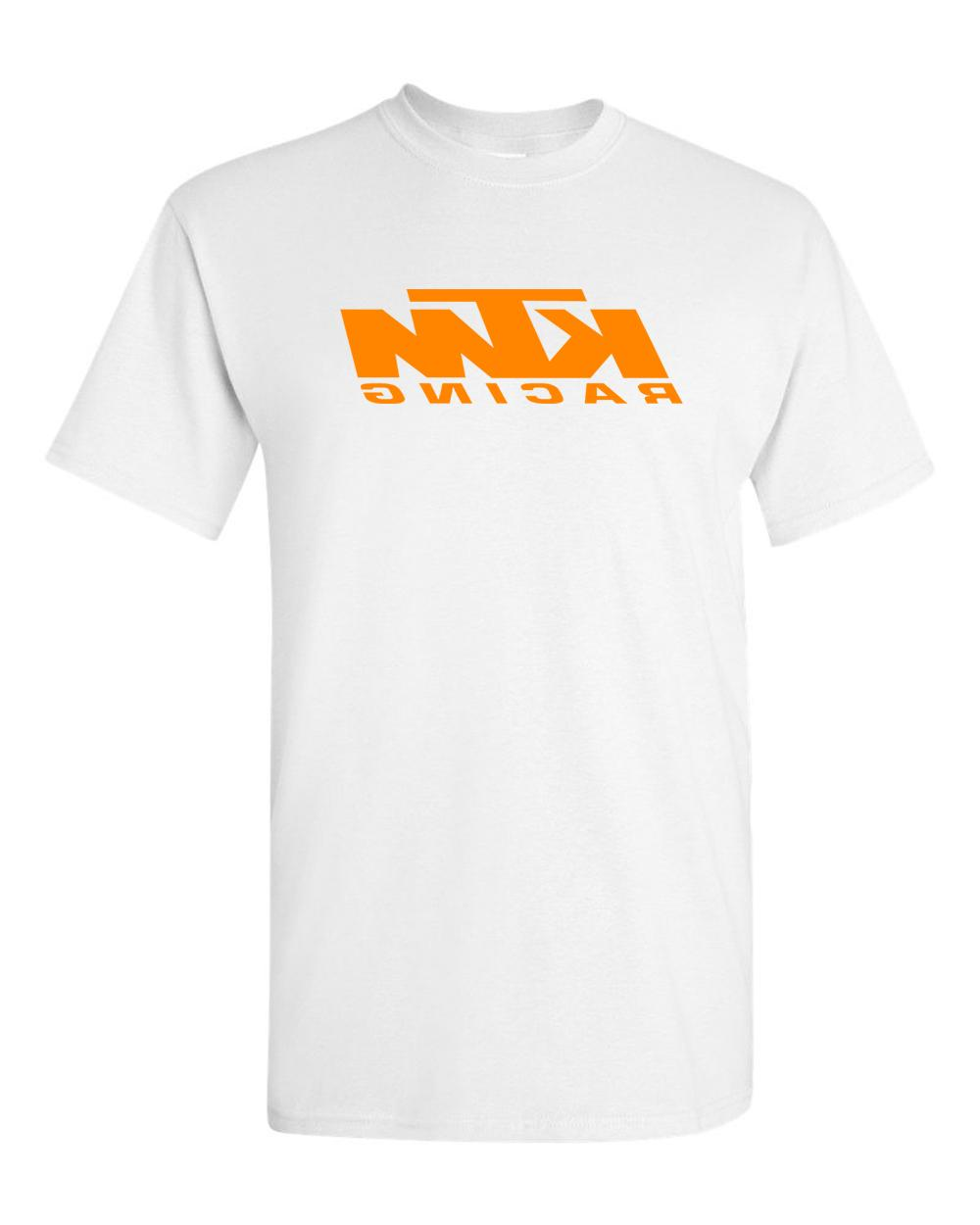 KTM Motocross SX Logo T-Shirt All Colors