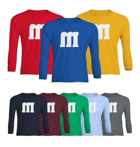 m and m halloween costume m