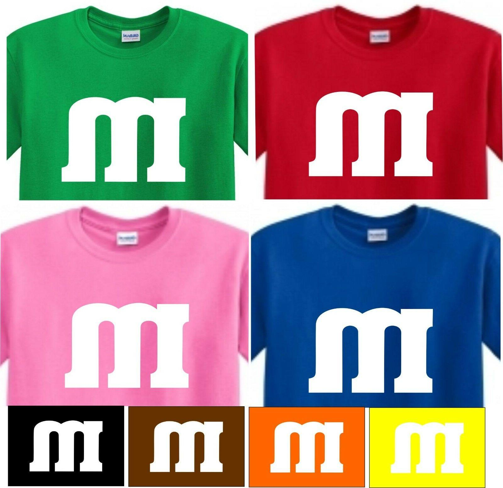 M Halloween costume M and M m&m usa youth &