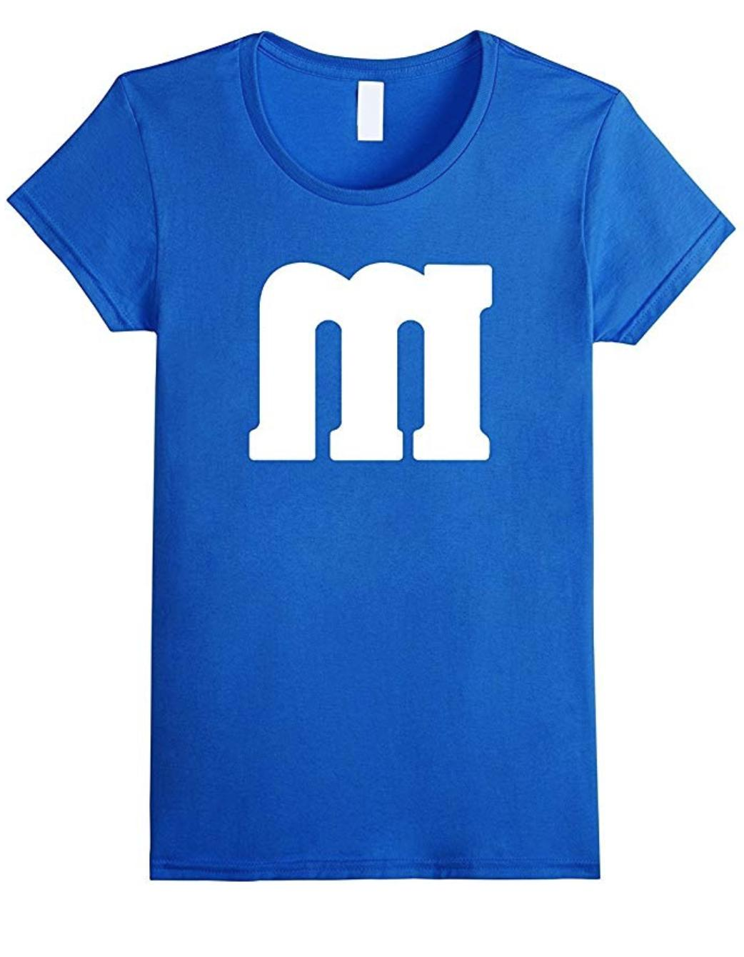 M Youth T-Shirt Tee