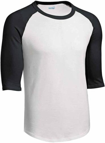 mens or youth 3 4 sleeve 100