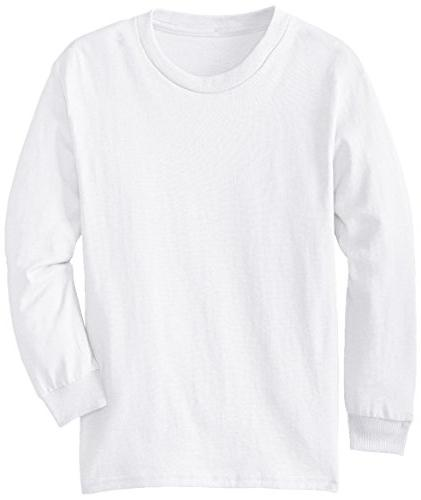 mj youth long sleeve t