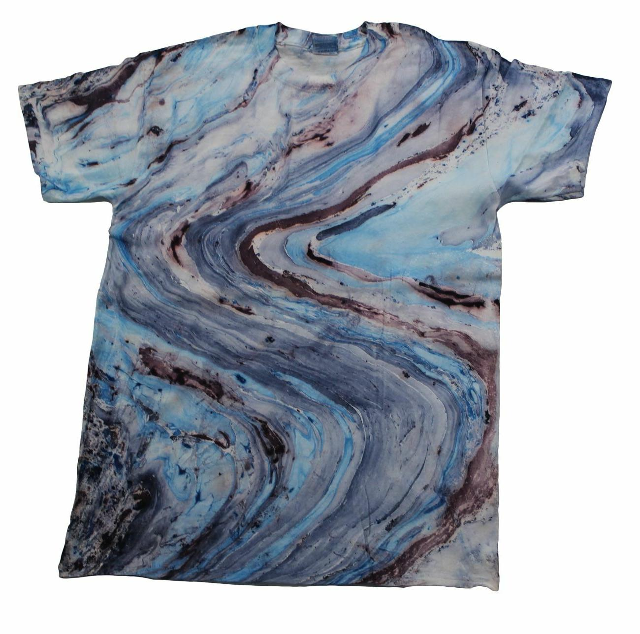 Multi-Color Tie Dye Kids Adult dyed