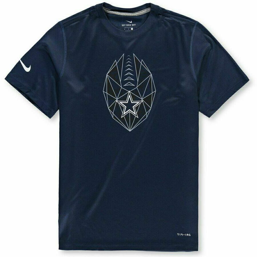 New Dallas Football Nike Icon Navy Boys