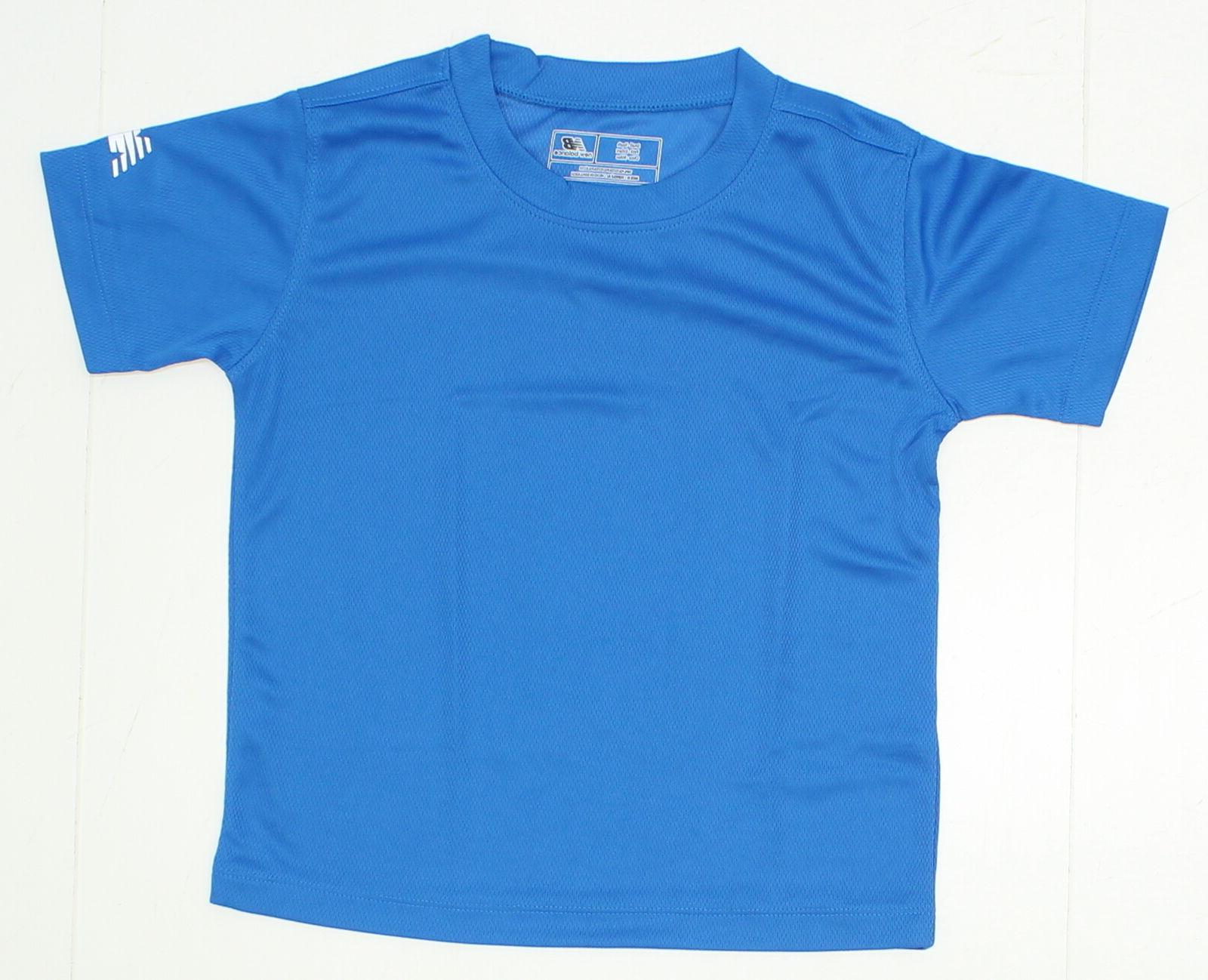 new youth performance mini mesh t shirt