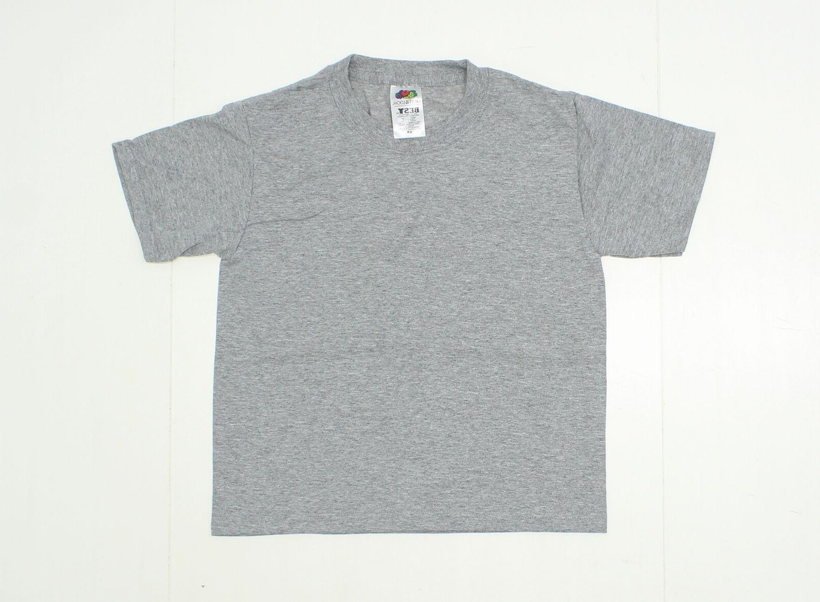 new youth short sleeve t shirt sports