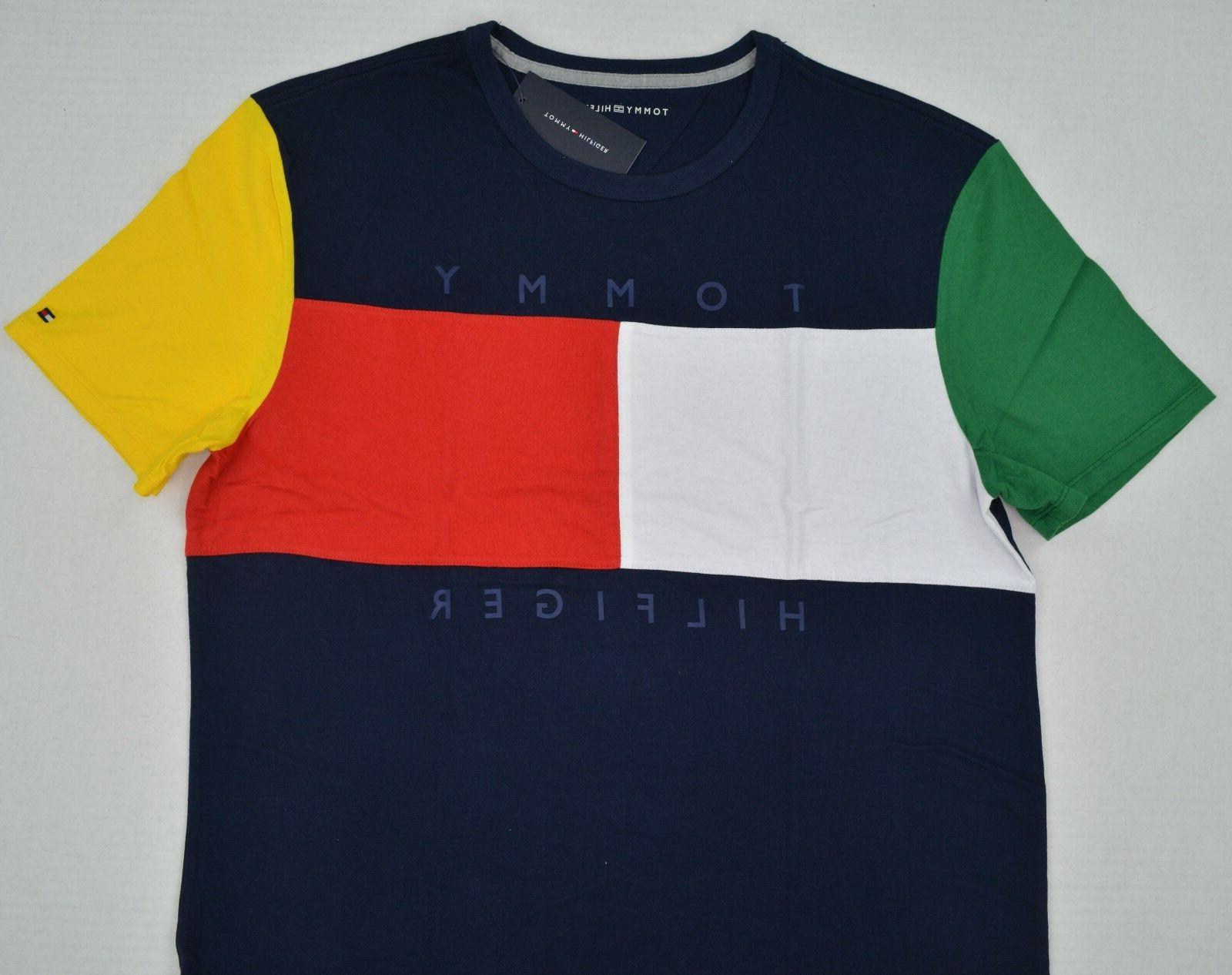 NWT Boy's Tommy Hilfiger Short-Sleeve Shirt Color