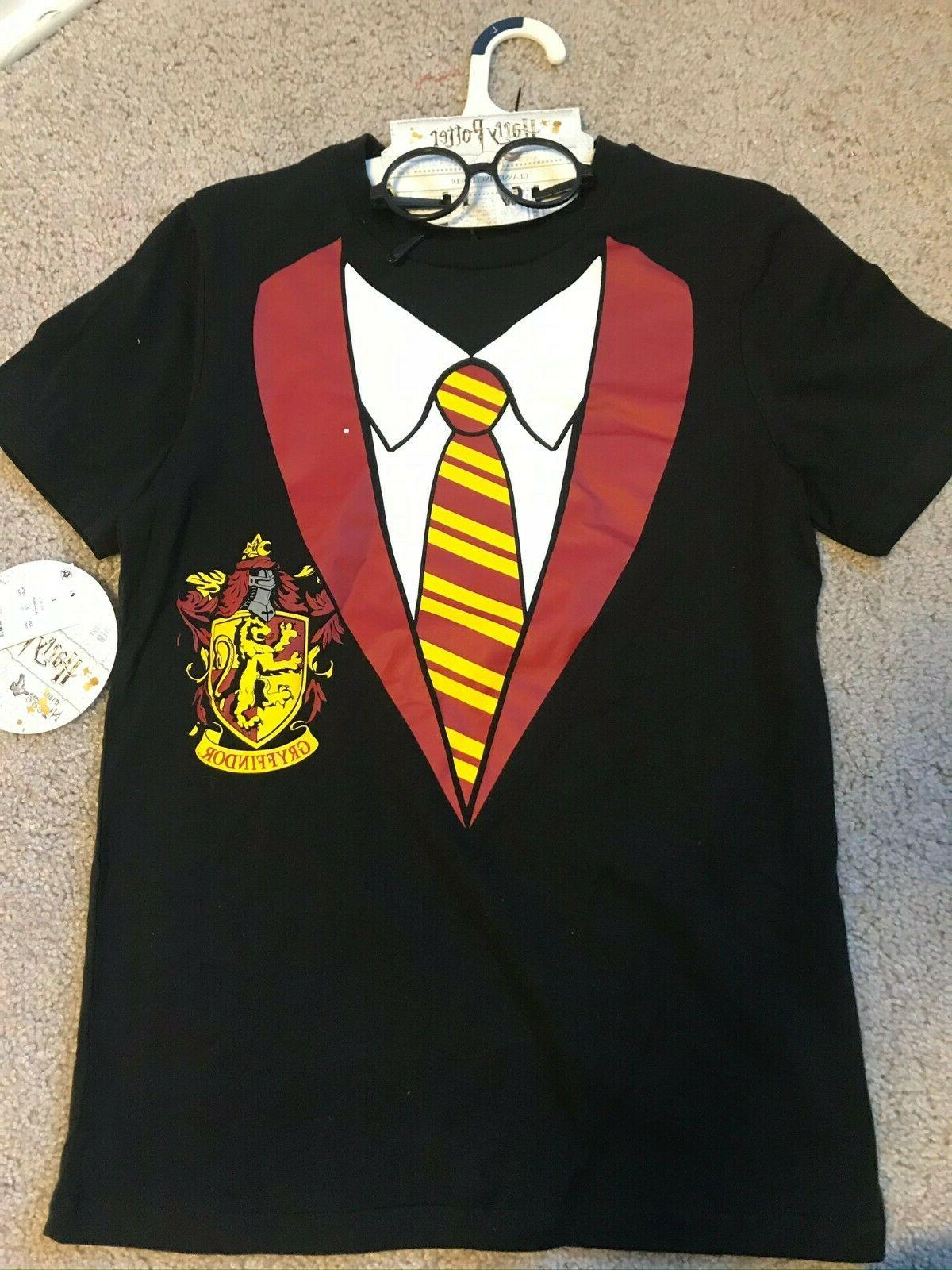 nwt harry potter wizarding world gryffindor youth