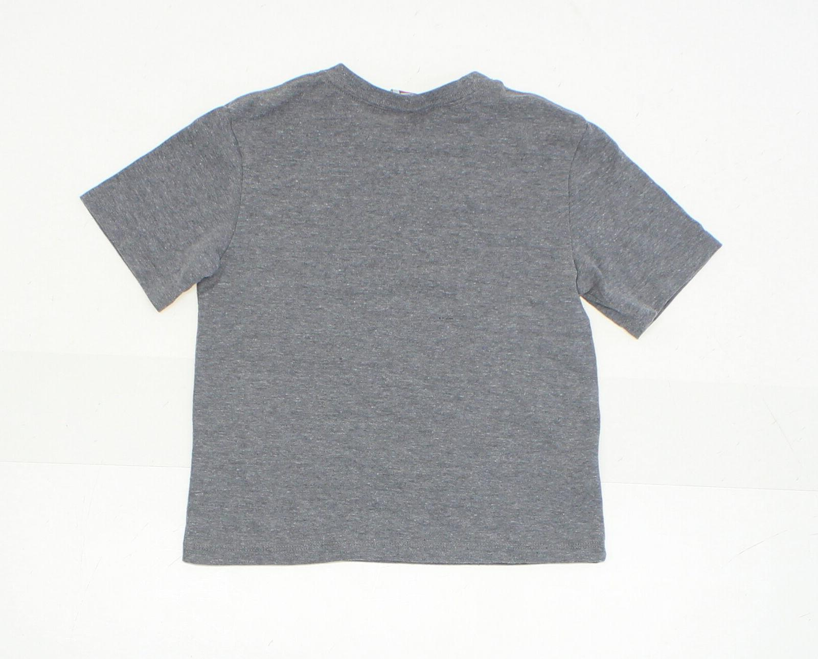 NWT Junk Food Youth Monopoly Graphic Tee Grey XS