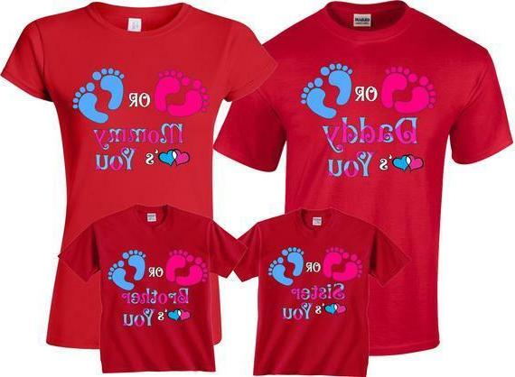 Pink Pregnant Baby Funny Cute Shirts