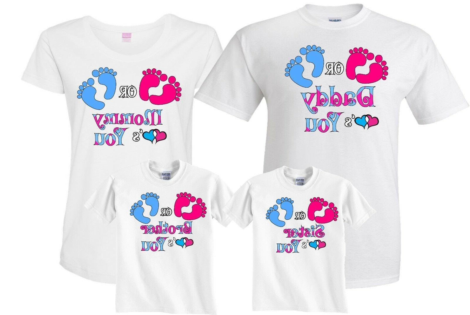 pink or blue gender reveal family funny