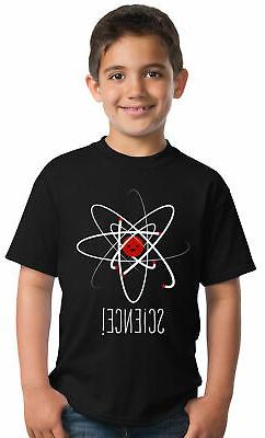 science cute unisex boy girl scientific student