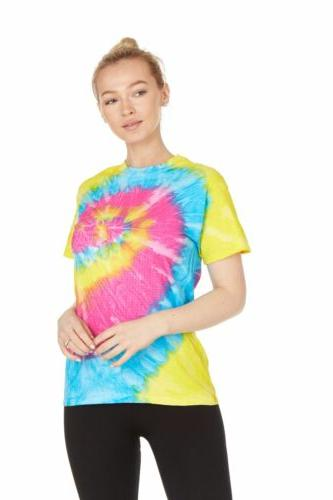 Tie Dye T-Shirts for Men and Women Tops Krazy