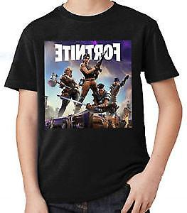 title tee character fornite t shirt youth