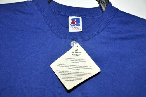 Toronto Jays Russell Athletic Blue Tshirt Youth