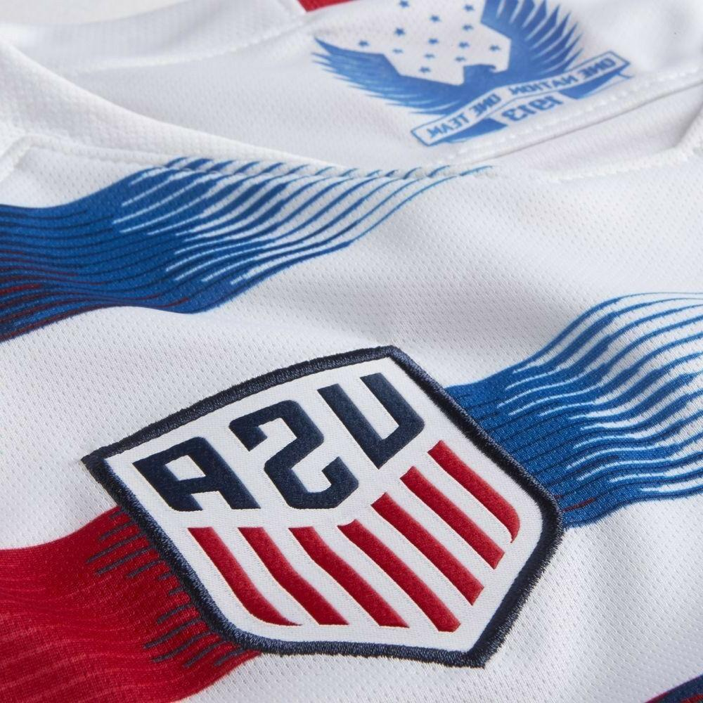 Nike United USMNT 2018 Home Jersey Kids Youth
