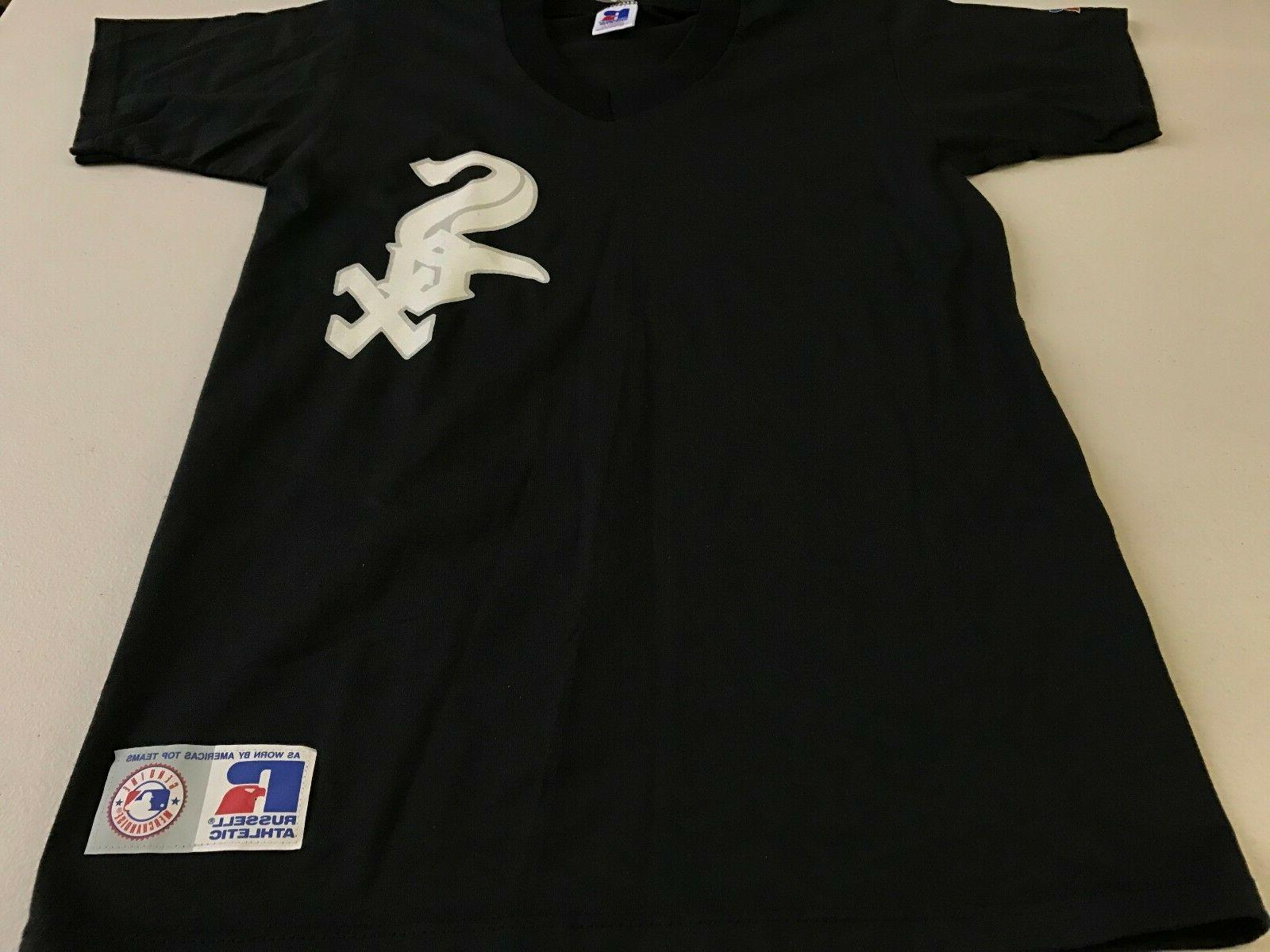 VINTAGE SOX RUSSELL ATHLETIC SHIRT