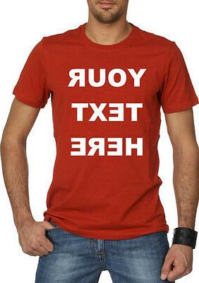 Your Custom Personalized Shirt Put Your TEXT - U want