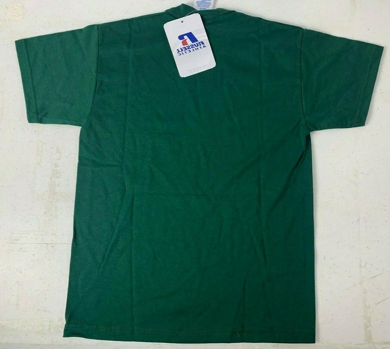 Russell Youth Blank T-Shirt NWT Size T4