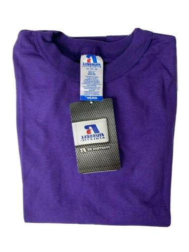 youth blank t shirt nwt purple various